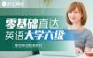 沪江网校:英语零基础直达大学六级 新概念英语1-4册百度云下载